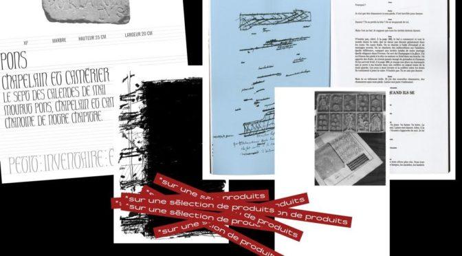 Chronique : Recherches autour de l'identité graphique de Res Futurae