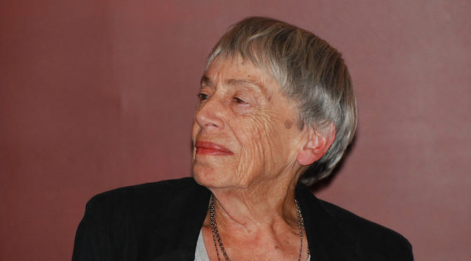 RESF 13 – CFP Ursula K. Le Guin : féminisme et science-fiction